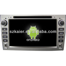 Android System car dvd player for Peugeot 408 with GPS,Bluetooth,3G,ipod,Games,Dual Zone,Steering Wheel Control