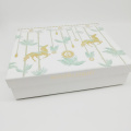 Collalsible Folding Kraft Paper Gift Box