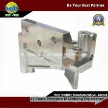 Clear Anodized CNC Machining 4 Axis Aluminum Parts