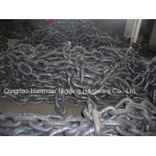 Studless Anchor Chain, Good Quality, U3, U2, U1 Grade, Fishing Chain, High Hardness