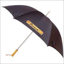 Parapluie de golf avec le logo de forge / avec l'OEM de conception faite sur commande