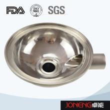 Valve de Cpm de qualité alimentaire de Laval Lafa de qualité sanitaire hygiénique à l'acier inoxydable (JN-CPM2002)