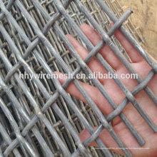 malha de arame tecida limpa do revestimento do porco do fio do auto do engranzamento do fio do fio
