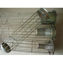 Gaiola do filtro de saco do coletor de poeira da indústria com Venturi galvanizado