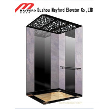 Machine Roomless Passenger Elevator with Safe Guarantee