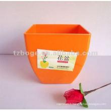 moule en plastique de pot de fleur de vente chaude