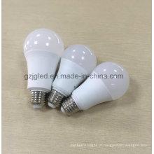 Fábrica Atacado Lâmpada LED 7 W Luz Preço Barato