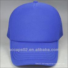 Einfache blaue Hüte