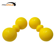 Portable Body Therapy And Relaxing Double Lacrosse Massage Ball