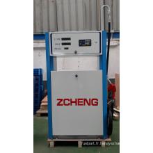 Centrale à essence Zcheng Dispensateur de carburant Win Series Single Nozzle with High Pipe