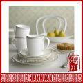 Set de vaisselle 4pcs, vaisselle en céramique, set de vaisselle