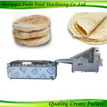 Línea de transformación de tortilla línea de roti automática completa línea de producción chapati