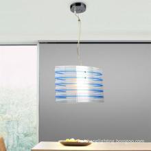 Decorative energy saving glass pendant lights