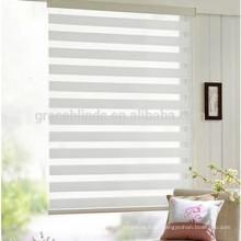 Customize sheer blinds mutiple colors fabric