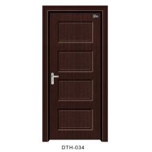 PVC-Tür (DTH-034)