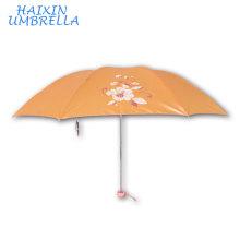 Спасибо Свадебные Подарки Для Гостей Сверкающих Жемчужина Готовое Полотно Сложите Цветной Зонтик Мини-Путешествия Оптом Umbarella