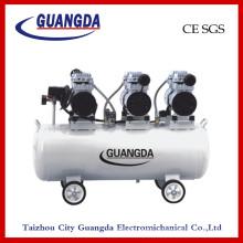 Compressor de ar livre de óleo CE SGS 80L 680wx3 (GDG80)