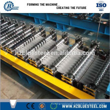 metal roof panel bend roll forming machinery