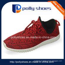 Chaussures à talons en coton à manches longues