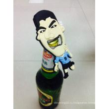 Горячие продажи Кубок мира 2014 Suarez открывалка