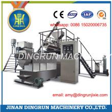 Machines de granulation pour alimentation en eau (poisson, crevettes, prown)