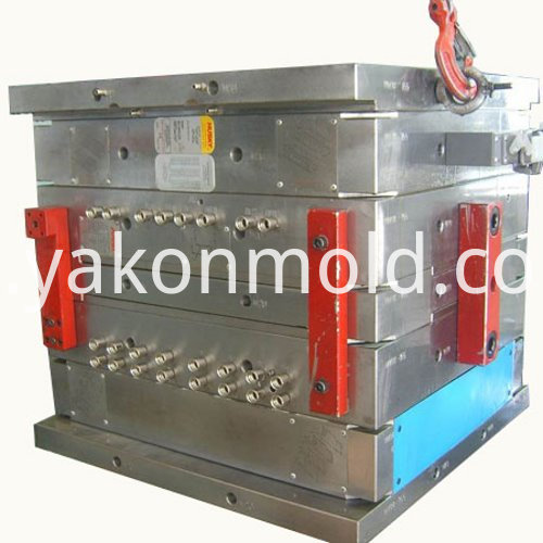 Auto lighting mould