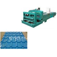 Máquina de prensagem de telha de metal QJ