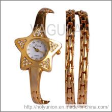 VAGULA regalos joyería pulsera con reloj (Hlb15657)