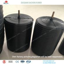 Bouchons en caoutchouc gonflables de fournisseur de la Chine avec des caractéristiques variables