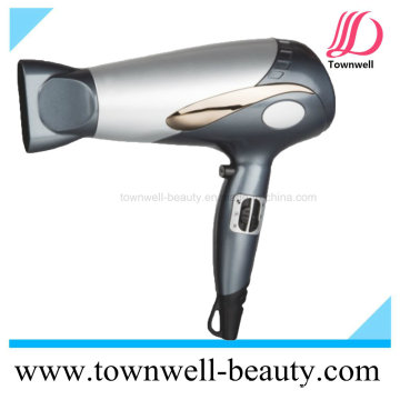 2000W Ionic Hair Blow Dryer Travelling Hair Drier with 2 Way Speed Control and 3 Way Temperature Control