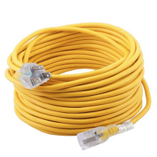 Wholesale 125V 13A Power Electrical Extension Cord Cable