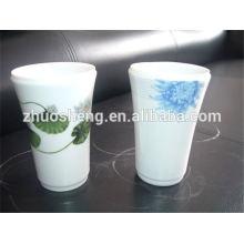 Новый стиль продукта оптом купить из Китая высокое качество рекламной керамическая кружка с ручкой