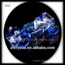 Modèle de trafic de cristal délicat E047