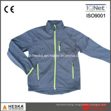 Light Softshell Outdoor Sportswear Jacket