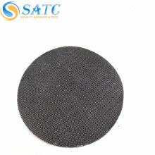 tela de arena de carburo de silicio-malla abierta