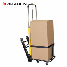 Manual stair climbing hand truck material handling stair climbers lectro truck electric stair climber