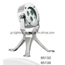 Luz subacuática del punto de IP68 6W RGB LED con CE (JP95136)