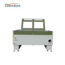 Máquina de laser de CO2 de cabeça dupla 1410 para couro