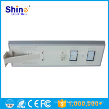 CE ROHS IP66 wind solar hybrid solar led street light price with pole