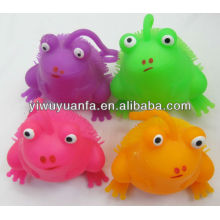 Animal Flashing Yoyo Glow Puffer Ball
