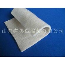 material de alta calidad de la ropa / fieltro de la cachemira