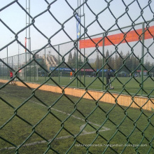 Wholesale Industry customized galvanized diamond  safety chain link fence price