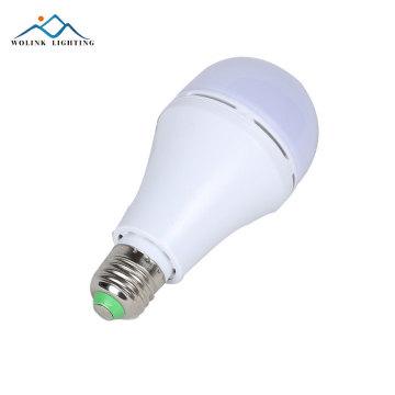 Теплый белый E27 Алюминий ABS аварийное освещение 5 Вт 7 Вт 9 Вт 12 Вт Перезаряжаемый светодиодный свет лампы