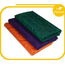 Exportateurs de Tissu En Chine En Gros Africain Vêtements 100% Coton Textile Tissu