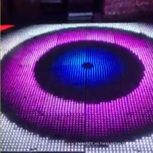 Interactive LED Dance Floor para DJ