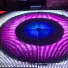 Piste de danse interactive LED pour DJ