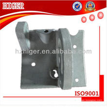 customs made aluminum die casting grinding machine parts
