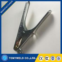Collier de serrage Holland Type clamp Pin de terre 300A