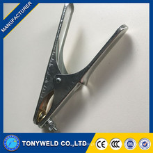 Holland Type earth clamp tig Ground Earth Clamp 300A