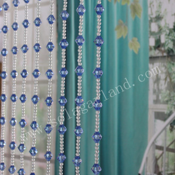 Chunky crystal bead curtains  For Hotel